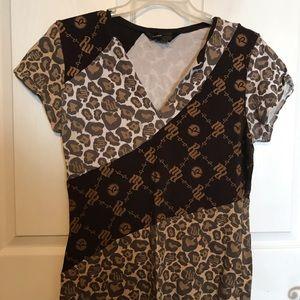 RocaWear XL Leopard 🐆 Print Tee